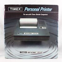 Vintage Timex Sinclair 2040 Personal Printer NEW OLD STOCK NOS
