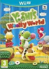 Wii U Yoshis Woolly World (Nintendo Wii U) MINT  - Same Day Dispatch* FAST DELIV