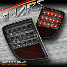 Smoked LED Rear Fog Brake Tail Lights for TOYOTA LANDCRUISER 200 Series 07-15