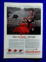 1959 Jacobsen Estate 24 Original Print Ad 8.5 x 11""