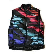 Women's 2017 Rapha Canyon/SRAM Team Puffy Vest, Black, Size XS / 1 EUC