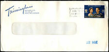 Bermuda 1975 Airmail Cover #C33588