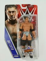 WWE Batista 2005 Summerslam Action FIgure Mattel