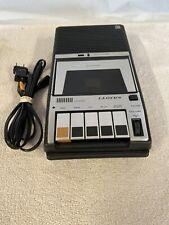 Vintage Lloyd's Cassette player/ Tape Recorder Model V117 Works