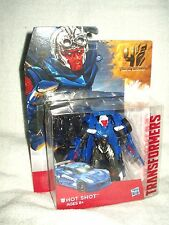 Transformers Action Figure Age Of Extinction AOE Deluxe Hot Shot 6 inch
