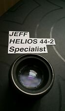 BEST Helios M42 44-2 f2 58mm CLASSIC GREEN SERVICED TESTED SWIRLY BOKEH 81195244