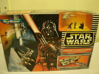 STAR WARS VINTAGE ACTION FLEET MICRO MACHINES PLAYSETS SOME UNOPENED MODELS L@@K