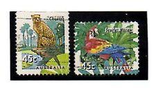 Australia Fauna serie del año 1994 (AO-403)