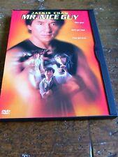 Mr. Nice Guy (DVD, 2005) HK Martial Arts! Jackie Chan Rare!