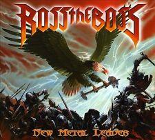 Ross the Boss  - New Metal Leader [Bonus Tracks](CD, Aug-2008, AFM (USA)) NEW