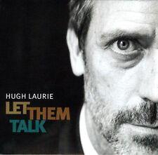 Let Them Talk by Hugh Laurie (CD, May-2011, Warner Bros.)