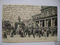 Ansichtskarte Hannover 1906 Promenadenkonzert Schauspielhaus