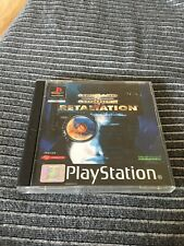 COMMAND AND CONQUER RETALIATION PS1 GAME