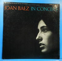 JOAN BAEZ IN CONCERT PART 1 LP 1962 ORIGINAL PRESS GREAT CONDITION! VG+/VG+!!D
