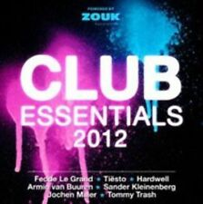 Club Essentials 2012 by Various Artists (CD, Jul-2012, 2 Discs, Armada Music NL)