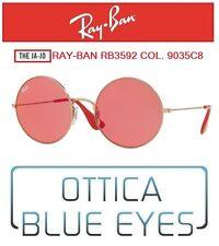 Occhiali da Sole RAYBAN RB3592 THE JA-JO 9035C8 Sunglasses Ray Ban JAJO woman