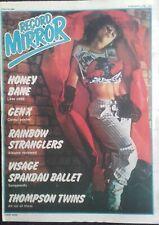 RECORD MIRROR February 7, 1981 The Selecter, Rainbow, Iron Maiden...