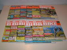 Mountain Bike Magazine Test, Trails & Action - Vintage 2007