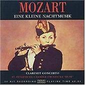 Wolfgang Amadeus Mozart - Mozart: Eine Kleine Nachtmusik; Clarinet Concerto (199