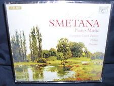 Smetana – pianoforte Music - 2cd-box