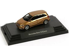 1:87 Mercedes-Benz B CLASS (W246) canyon-beige - Dealer Edition OEM Herpa