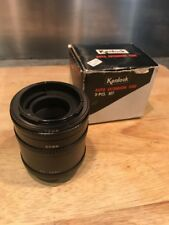 Kenlock Auto Extrension Set For Canon 1980s Manual Focus SLR