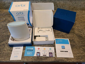 NETGEAR Orbi Whole Home Mesh-Ready WiFi Router AC2200 (RBR20)