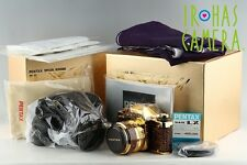 Pentax LX Gold Special Version Set With Box #11652