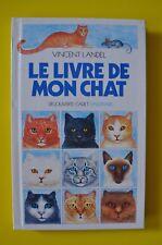 Le livre de mon chat Découvertes Cadet Gallimard Vincent Landel