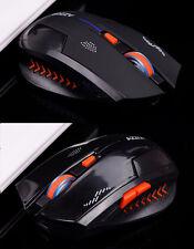 Wireless 6D 2.4GHz Ricaricabile 2400DPI X3 6 Pulsanti Ottico Usb Gaming Mouse