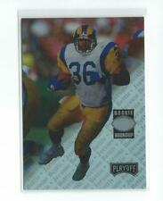 1993 Playoff Rookie Roundup Redemption #R1 Jerome Bettis Rookie Rams Steelers