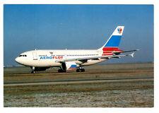 AEROFLOT  Russian Airlines Airbus A310-308 Postcard