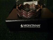 Montana Silversmith Chevron Mixed 3 Piece Bracelet SET New