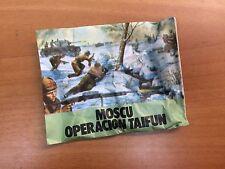 Sobre sorpresa La Ilusion Moscu operacion taifun tipo Montaplex . sin abrir