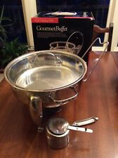 Chafing Dish With Lid 6 qt Stainless Steel Original Box PARTY Linens N Things