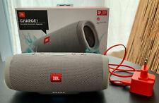 JBL Charge 3 Tragbares Bluetooth-Lautsprechersystem Grey/Grau (JBLCHARGE3GRAYEU)