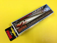 Rapala Classic Collection Husky H-13 BOF, Bleeding Olive Flash Color Lure, NIB.