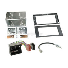 Ford Galaxy 06-07 2-Din Car Radio Installation Set Adapter Cable RADIO FACEPLATE