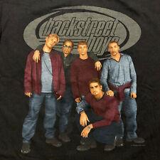 RARE Vintage 1999 Backstreet Boys Promo Winterland T-Shirt Adult Large Tour VTG