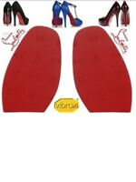 Christian Louboutin Vibram Red Stick On Soles 1mm