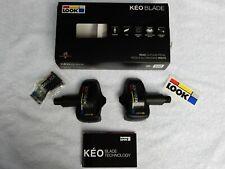 Look Keo Blade Carbon CrMo Axle Pedals (1 pair)