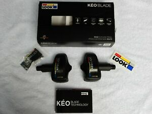 Look Keo Blade Carbon CrMo Axle Pedals (1 pair)