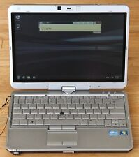 HP Elitebook 2760p MultiTouch Tablet i5 2.50GHz 4GB 320GB CAM Stylus Pen Win7p