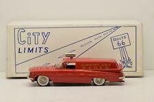 CHEVROLET DELIVERY ESTATE 1959 SUPPORT UNIT SHFD CITY LIMITS 1/43 NEUF EN BOITE