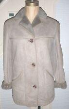 Conder of Ipswich ladies Grey Sheepskin Coat - Size 12 - brand new