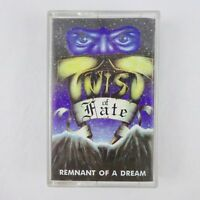 Twist of Fate Remnant of a Dream Cassette 1994 Twist of Fate Records