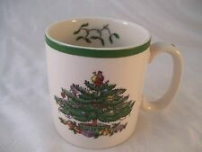 Vintage Spode Christmas Tree Coffee Mug S3324-A9 Porcelain Cup