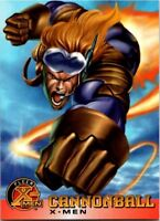 FLEER X-MEN - PICK / CHOOSE YOUR CARDS