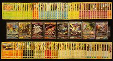 Pokemon Cards Crimson Invasion Complete 1-100 Set NM/M Gyarados Exeggutor GX
