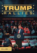 Trump Rallies Volume 2 (DVD,2020) (avmd7853575d)